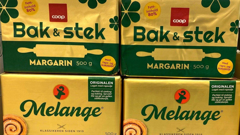 Bak og Stek fra Coop og Melange fra Mills
