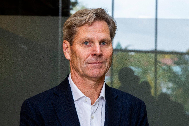 SJEF: Erik G. Braathen er med på å etablere et nytt flyselskap i Norge.