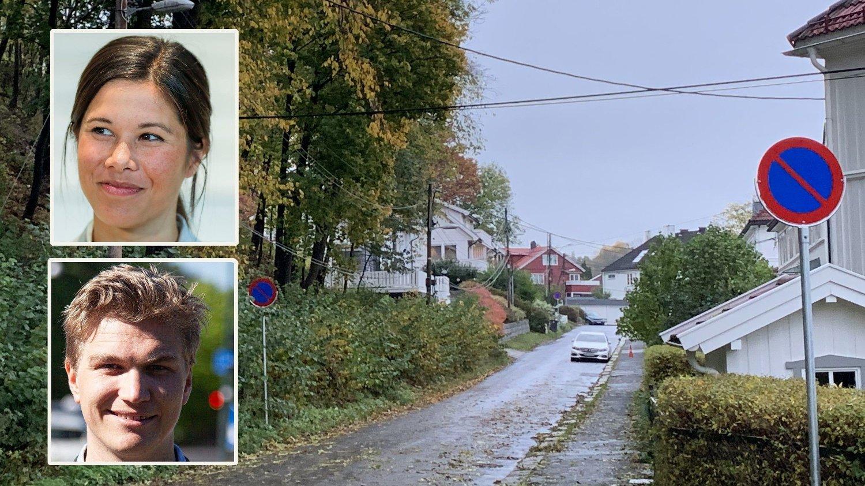 REAGERER KRAFTIG: - Kommunen må slutte å være et hår i suppa for folk, sier Nicolai Langfeldt om tiltaket til Bymiljøetaten, der Lan Marie Berg er ansvarlig byråd.
