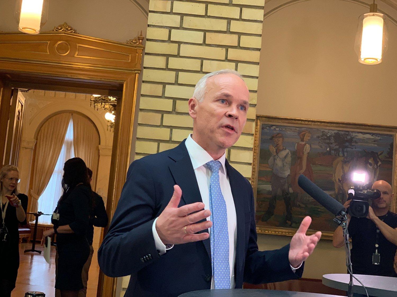 Onsdag 7. oktober 2020 legger finansminister Jan Tore Sanner frem sitt aller første statsbudsjett.