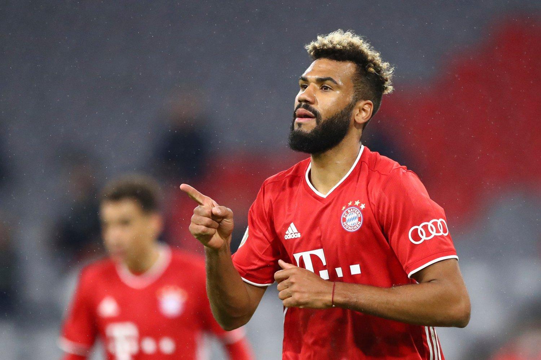 Fotball Sport Choupo Moting Sendte Bayern Videre I Cupen