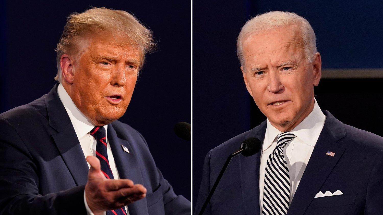 President Donald Trump og presidentkandidat Joe Biden skal holde hvert sitt direktesendte folkemøte på samme tidspunkt torsdag kveld som erstatning for presidentdebatten som har blitt avlyst etter Trumps koronasykdom.