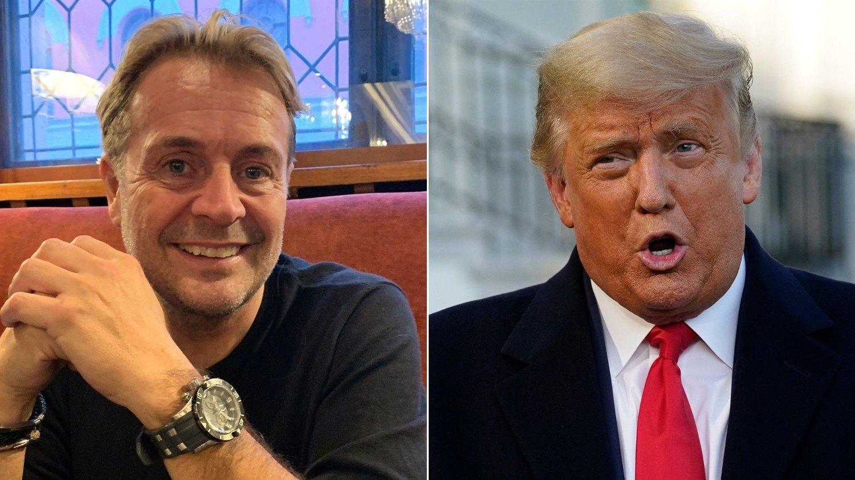 Trump sier en del «feil», men gjør det meste rett, skriver Runar Søgaard.