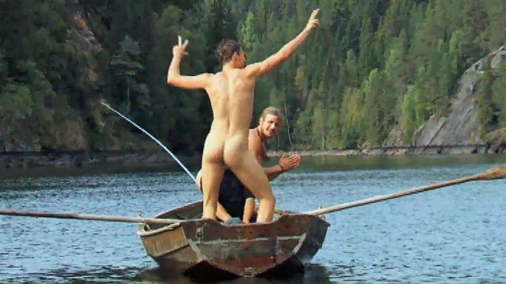 Farmen naken på Ta reda