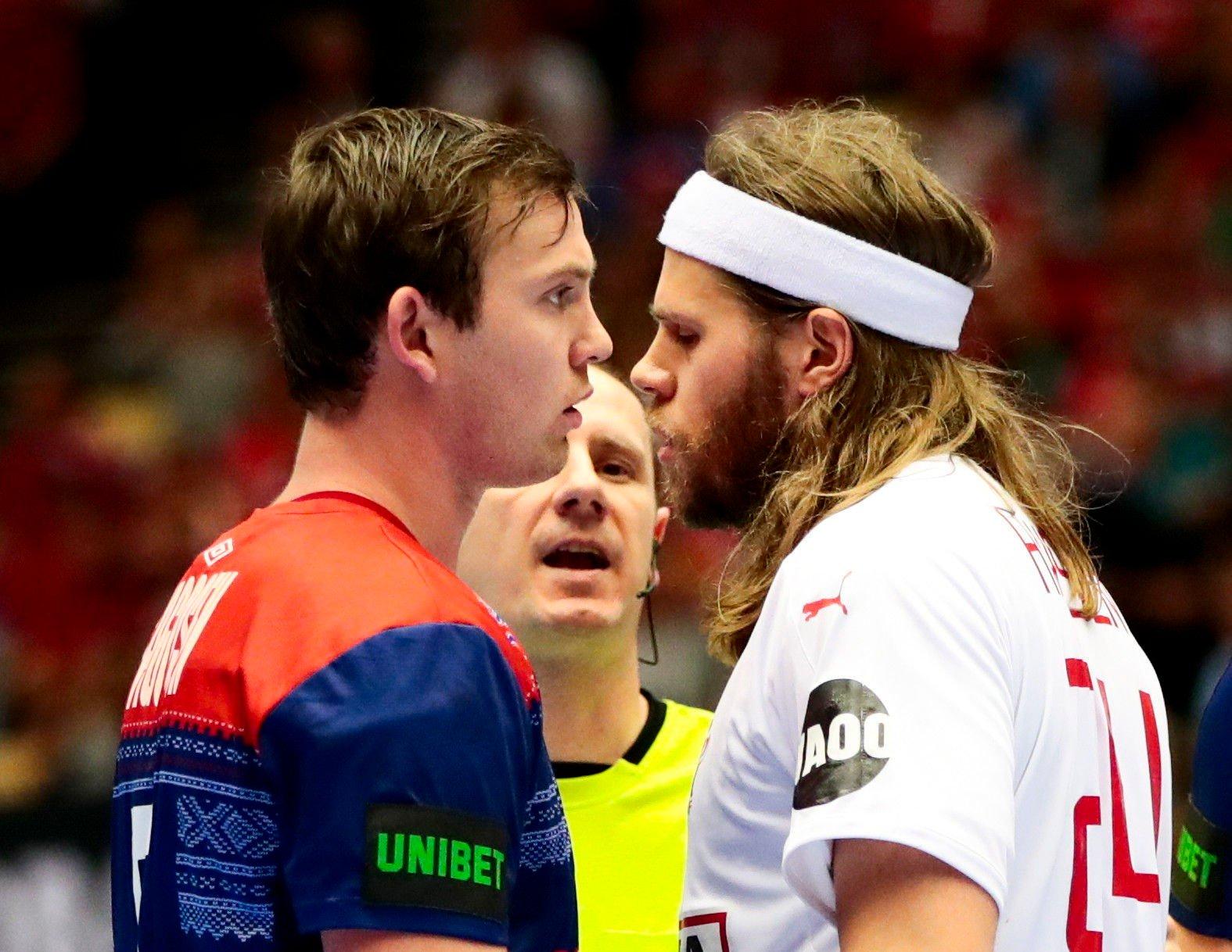 3566a7ee Håndball , Håndballherrene | Sander Sagosen om stjernenes knallharde ...