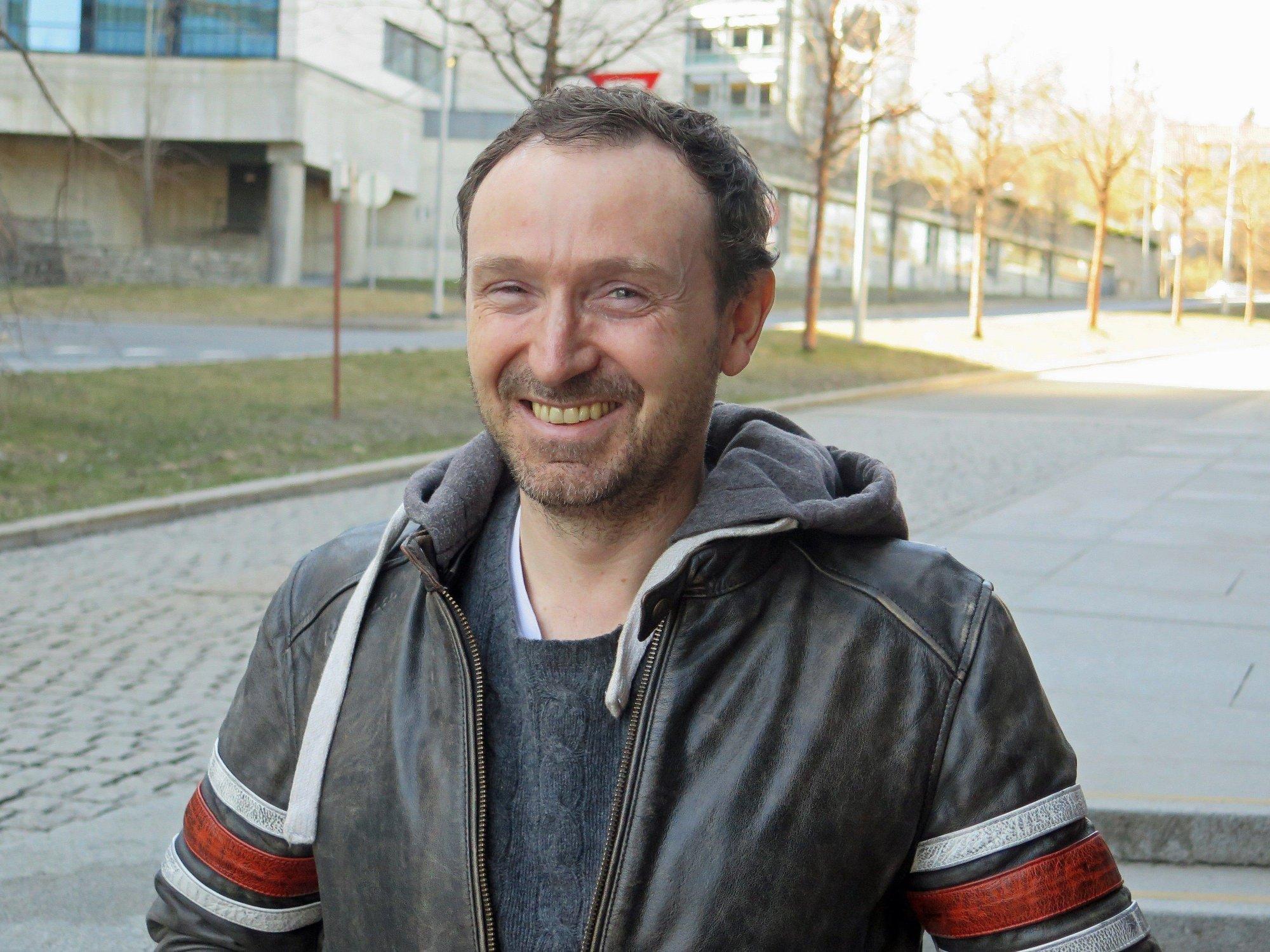 6e687f87 ATFERDSBIOLOG: Jens Andreas Huseby er med i ekspertpanelet i «Gift ved  første blikk» og har vurdert deltakernes «mate value» på en skala fra en til  ti.