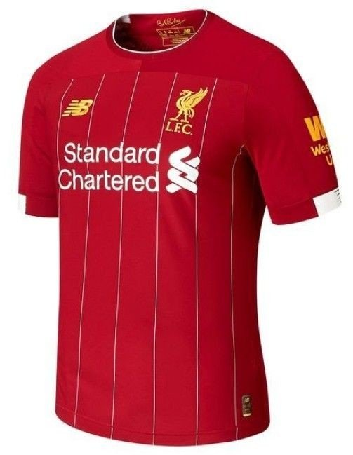 Liverpool drakt 2020/21