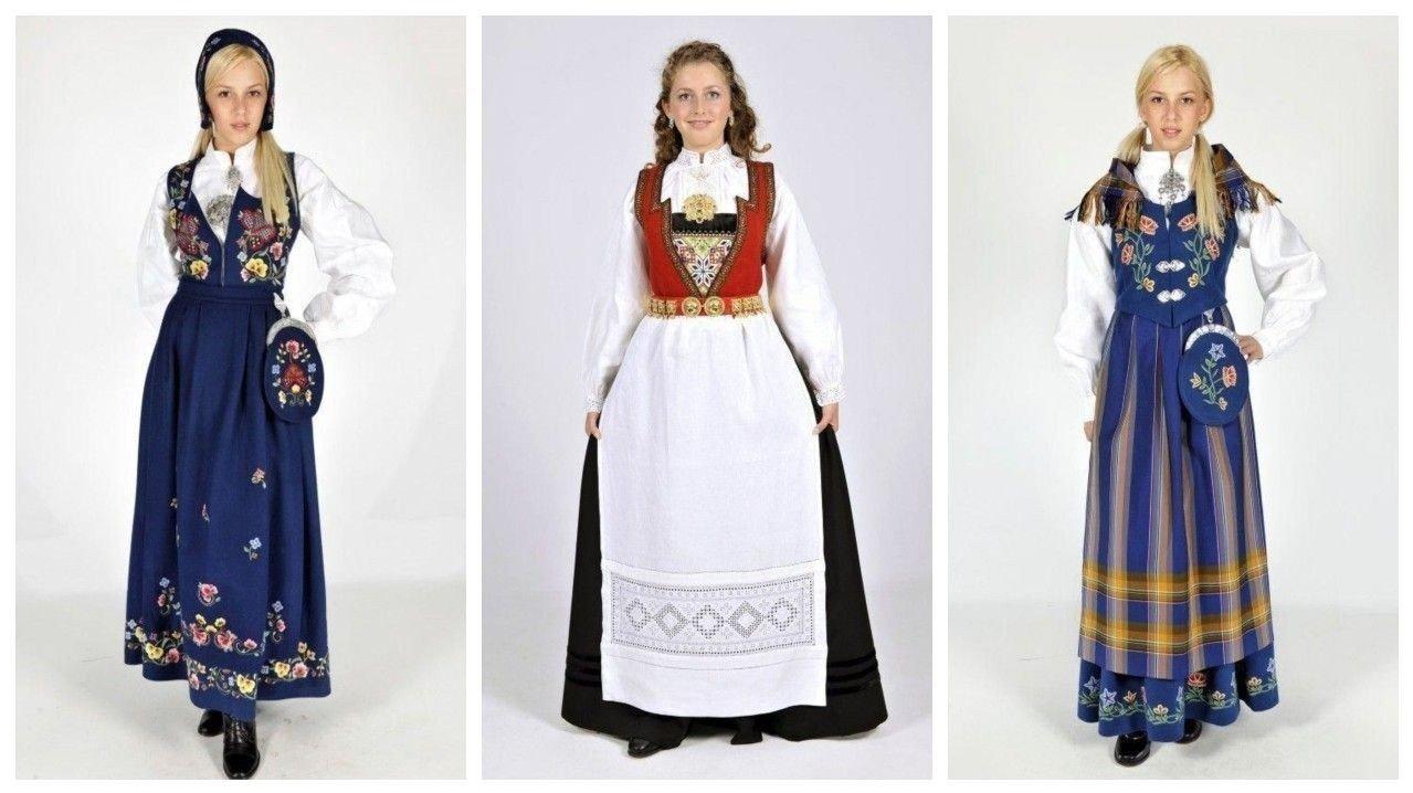 Bilder Av Norske Bunader