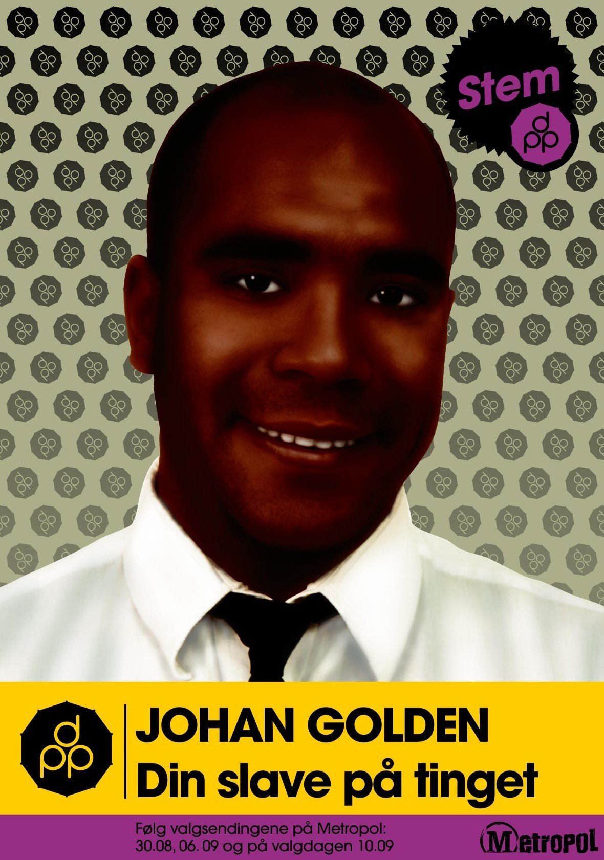 johan golden alliansen