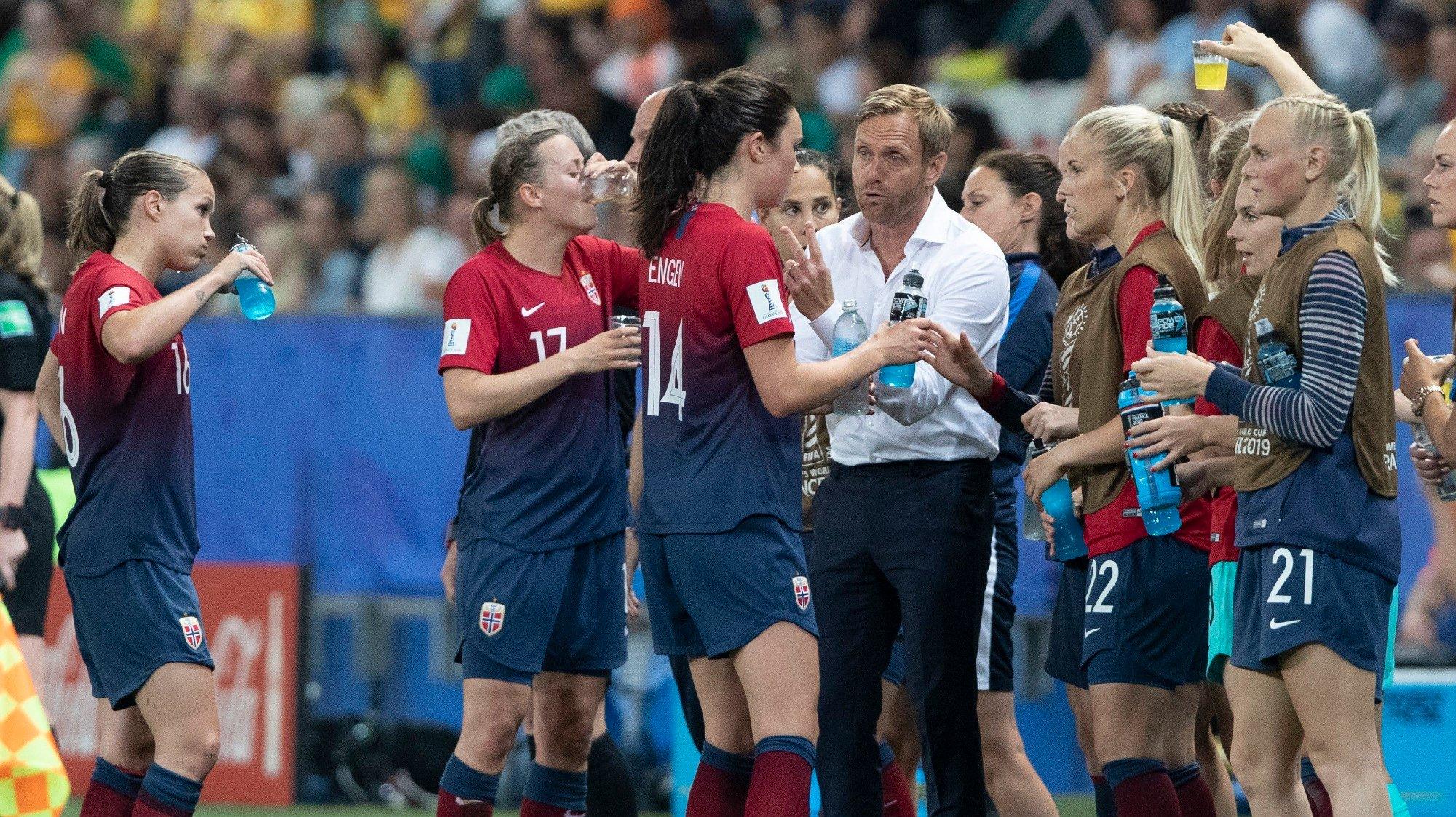 3d6b65f7c fotball-VM kvinner , Kvinnelandslaget | Enormt drama da Norge gikk ...