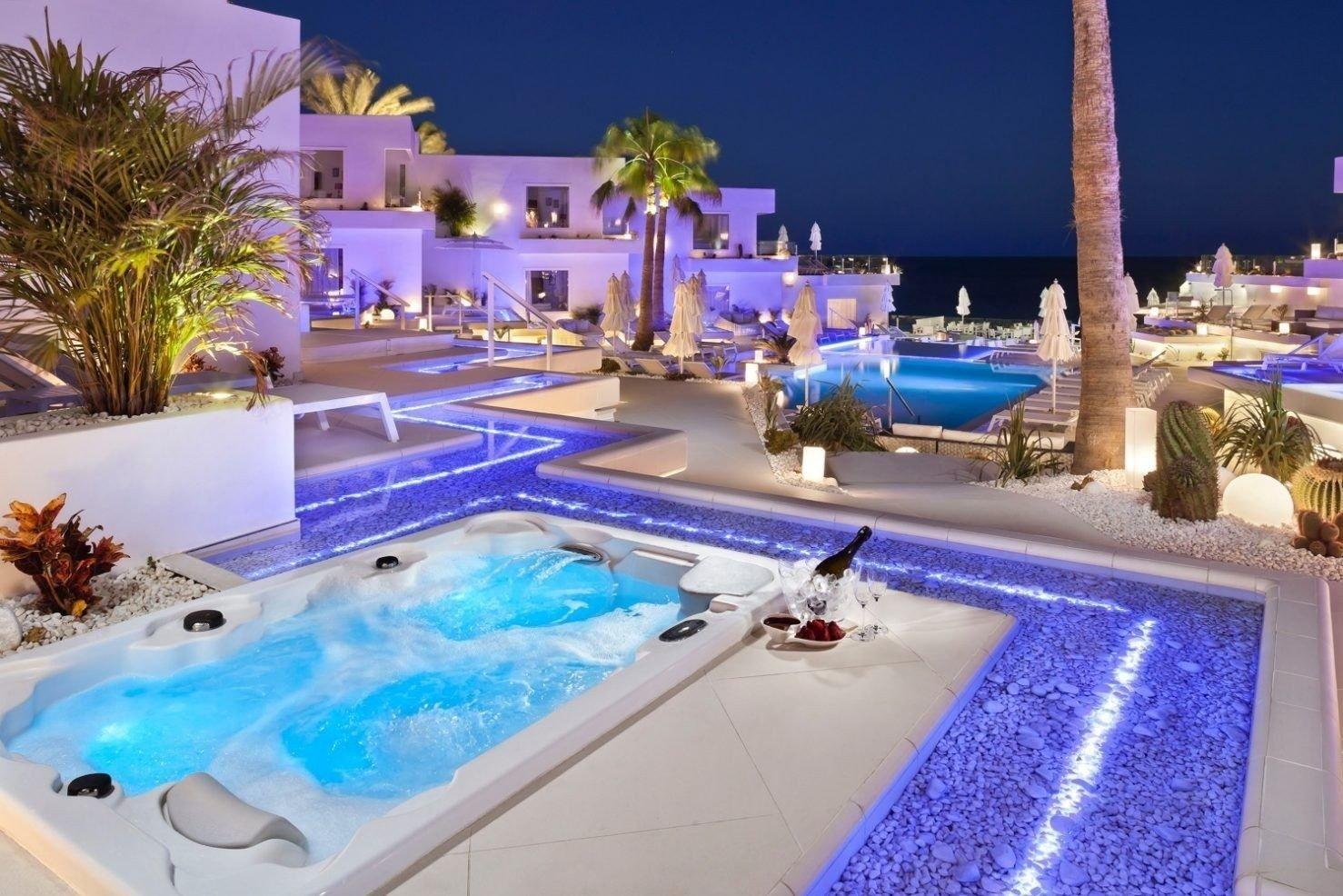 Luksushotell Spania