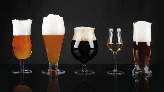 Du finner hele ølserien til Hadeland Glassverk på tilbud nå.