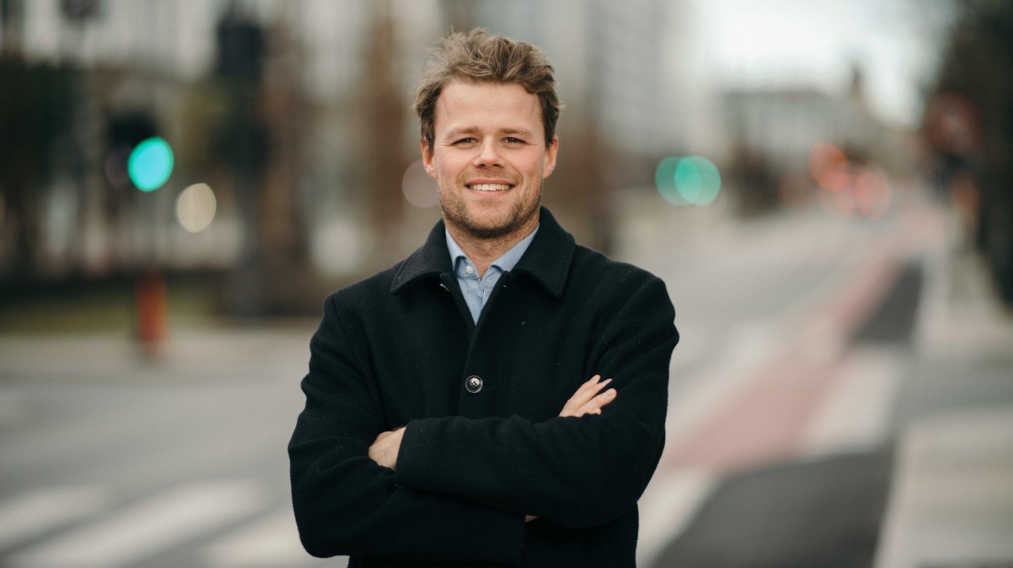 ÅPNER OPP FOR 2021: Oddmund Berg i DNB Markets åpner opp for en renteøkning allerede i 2021.