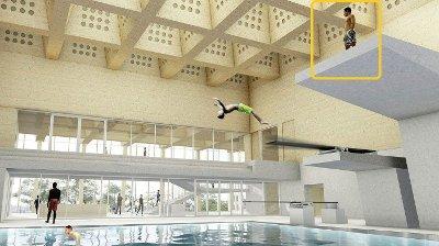 b465652c9 Tøyenbadet , Oslo   Nå skal Oslos største badeanlegg bygges