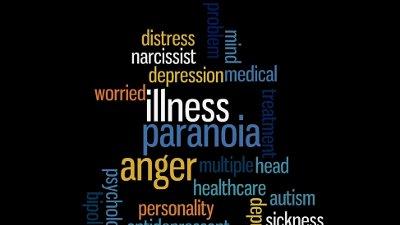 Ulike psykiske lidelser og symptomer