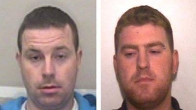 Christopher Hughes og broren Ronan Hughes er etterlyst i forbindelse med de 39 dødsfallene i Essex.