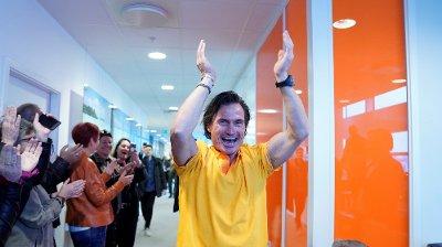 EFFEKT: Petter Stordalen får mye av æren for Vings nye suksess.
