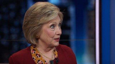 Hillary Clinton i The Daily Show