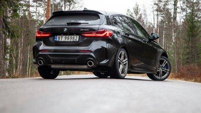 BMW 1-serie M135i xDrive