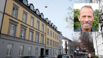 Eiendomsinvestor Ivar Tollefsen og Observatoriegata 13 og 15.