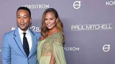 SUPERPAR: John Legend og Chrissy Teigen har vært kjærester i 12 år.