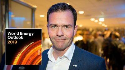 SLAKTER RAPPORT: - IEAs budskap er pakket inn i masse klimaretorikk, men motivet trer frem fordi de avviker så kraftig fra andre analyser. Hensikten er å sikre lave priser til oljeimporterende land, sier Marius Holm, daglig leder i Miljøstiftelsen Zero.
