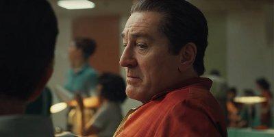 Skuespiller Robert De Niro.