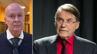 Politiet vil fengsle Gunnar Stålsett, noe tidligere statsadvokat Arild Holden reagerer kraftig på.