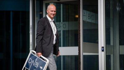 SJANSELØSE. Terje Buraas i DNB Eiendom medgir at unge førstegangssøkende i Oslo sliter med å komme inn på boligmarkedet.