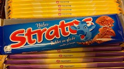 SVINDYR: En Stratos vil fort koste deg over 400 kroner hvis du bestiller den på nett fra Sverige neste år.