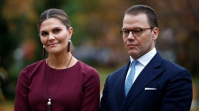 Sweden's Crown Princess Victoria visits Bosnia and Herzegovina Sweden's Crown Princess Victoria and her husband Prince Daniel attend a tree planting ceremony during their official visit in Sarajevo, Bosnia and Herzegovina, November 6, 2019. REUTERS/Dado Ruvic