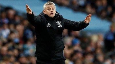 TOK ROTTA PÅ GUARDIOLA: Ole Gunnar Solskjær og Manchester United tok tre sterke poeng mot Manchester City lørdag.