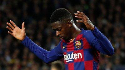 PREMIER LEAGUE NESTE? Ousmane Dembele skal være ønsket av flere Premier League-klubber.