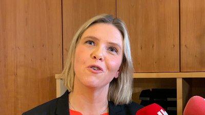 Sylvi Listhaug som olje- og energiminister