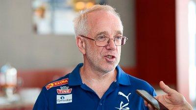 ÅRETS TRENER: Leif Olav Alnes er kåret til årets trener på Idrettsgallaen.