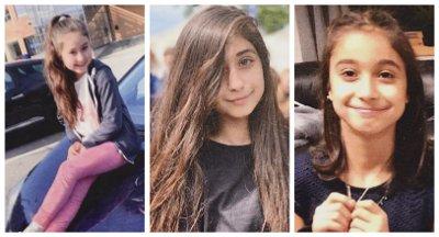 Søstrene Noura (14), Rouhlat (9) og Nohin (7) døde i den tragiske brannen i Ytrebygda.