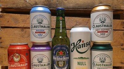 Hansas samlede alkoholfrie