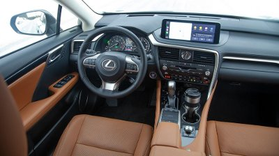 Lexus RX 450h 2020-oppgradering