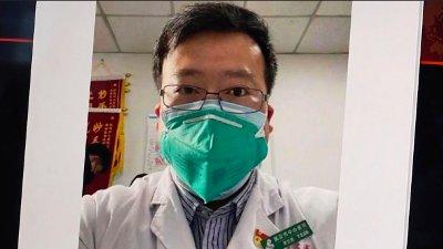 Den kinesiske legen som først meldte fra om Wuhan-viruset, 34 år gamle Li Wenliang, er død etter selv å ha blitt smittet av det nye coronaviruset.