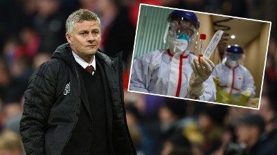 PLANENE PÅ VENT: Coronaviruset gjør at Manchester United og Ole Gunnar Solskjær er blant flere Premier League-klubber som kanskje må endre på planene for sesongoppkjøringen.