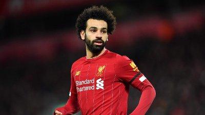 OMDISKUTERT: Liverpool-stjernen Mohamed Salah.