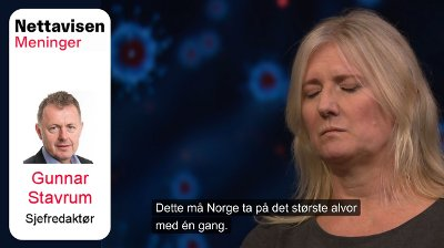 Vignett Nett på sak Alvik Korona