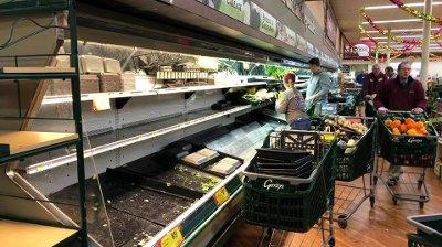 Kvinne hostet på matvarer til en verdi av 360.000 kroner. Butikken tok ingen sjanser, og kastet alle matvarene.