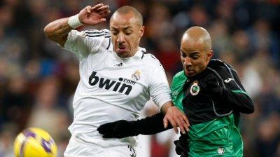 HVA SKJEDDE?: Julien Faubert sin overgang til Real Madrid omtales ofte som en av fotballens mest bisarre.