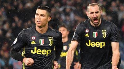 INITIATIV: Det er Juventus-kaptein Giorgio Chiellini som skal ha tatt initiativet til å lønnskuttet i Juventus.