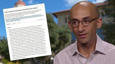 OPTIMISME: Hvis Stanford-forskeren Eran Bendavid og hans team har rett, så har 50-85 ganger flere utviklet antistoffer mot covid-19 enn tidligere anslått.