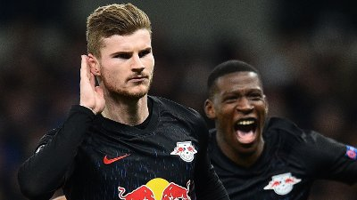 LIVERPOOL NESTE? Timo Werner skal være klar for å slutte seg til Liverpool, dersom klubben kommer med et bud som utløser utkøpsklausulen, melder Sky Sports.