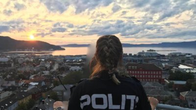 POLITIET I TRONDHEIM MED ADVARSEL: - Fare for sol i Trondheim