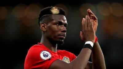 SAMTALER I GANG: Sagaen rundt Paul Pogba og framtida i Manchester United fortsetter.