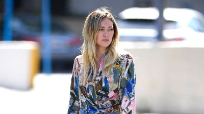 Hilary Duff is spotted in Los Angeles - USA Hilary Duff is spotted in Los Angeles - USA. Hilary Duff is spotted in Los Angeles, USA on Wednesday March 4, 2020. URN:51145109